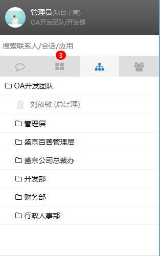 PC版本 大型综合管理系统源码 ERP源码 CRM源码 OA源码 HR源码