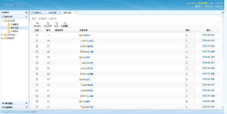 GXN001-ASP.NET医药协会网站源码
