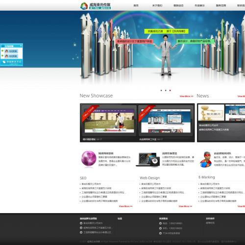 【ASP源码】SEO网络企业网站源码,网络建站网站源码(企业CMS程序)