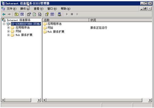 Windows 2003 IIS安装分享附截图