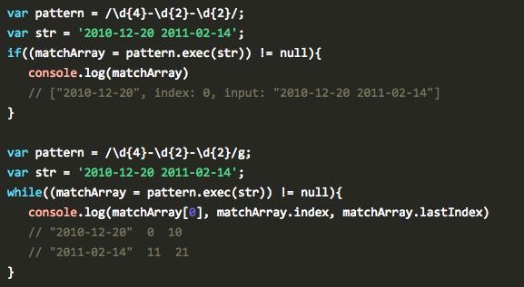 js-正则表达式