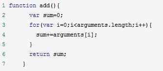 js函数知识点