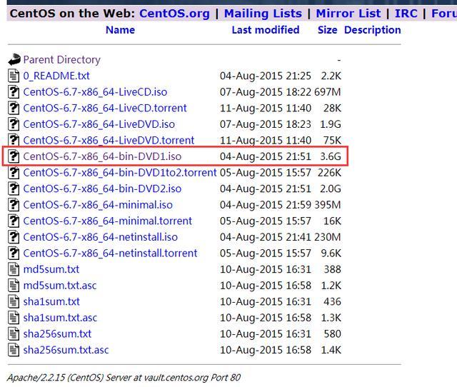 如何在Centos官网下载所需版本的Centos――靠谱的Centos下载教程
