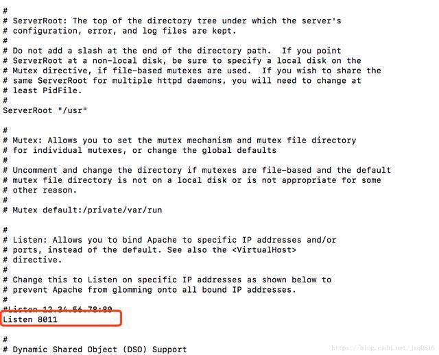 MAC用nginx分发80至8080端口