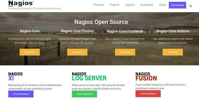 Centos 7-快速部署nagios监控服务端