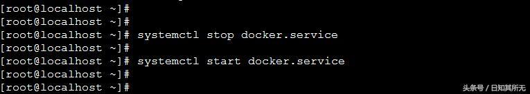 CentOS 7.X安装docker无法启动问题处理