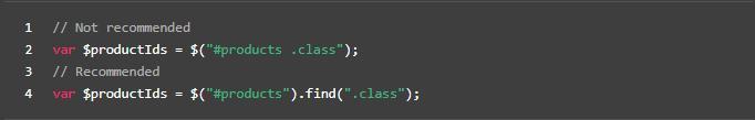 前台开发规范(五、jQuery篇)