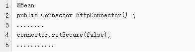 在spring boot下,让服务器同时支持http、https(Https系列三)