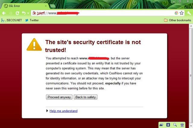 HTTPS 与 SSL 证书概要