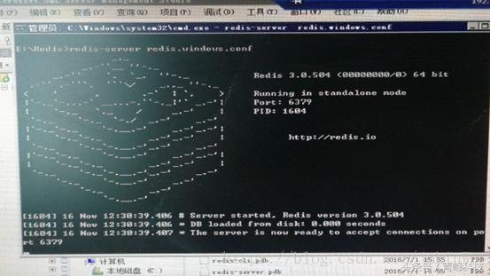 Nginx负载均衡与Redis实现Tomcat的session共享基本配置