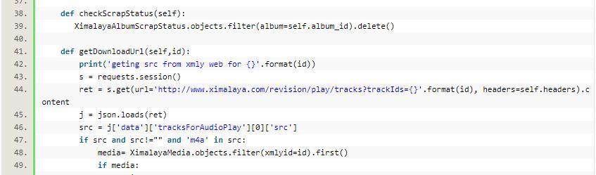 python django打造自己的喜马拉雅 3(主页前台+数据库)