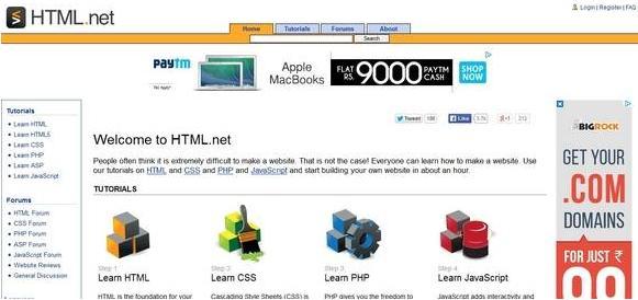五大最佳Web开发资源网站!你去过那几个学习呢?