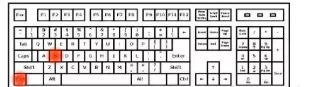 假如通过看键盘区别程序员?