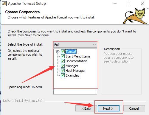 Apache Tomcat的下载安装与配置