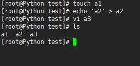 Linux:centos文件管理的少量简单命令