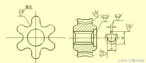 机械图纸尺寸标注与公差配合基础知识