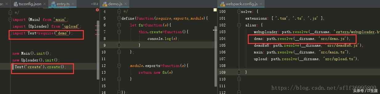webpacktypescript加�djs板�K�箦e�理方案
