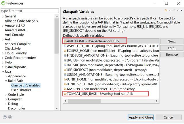 Tomcat源码分析 在eclipse中搭建源码环境