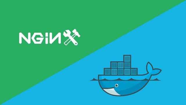 滚动 docker 中的 nginx 日志