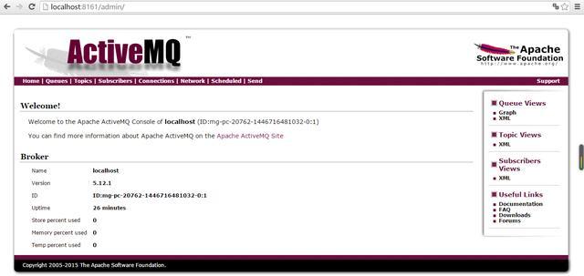 java消息�列ActiveMQ的��斡�