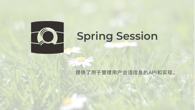 Spring Session Apache Geode 2.0.6.RELEASE和2.1.0.RELEASE发布