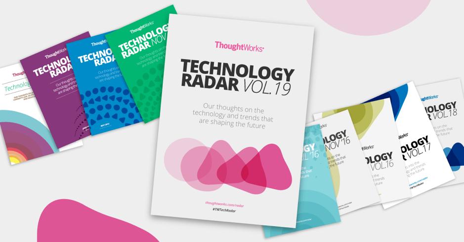 技术雷达第十九期正式发布,用百余个条目升级你的技能图谱!