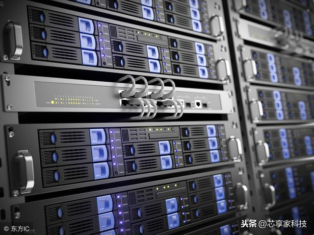 根据提供服务的不同,服务器可以这样来分类!
