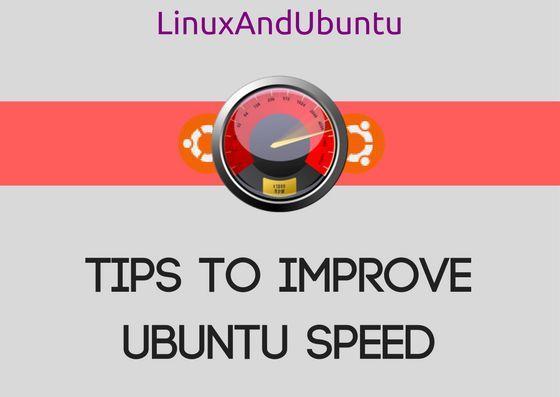 加速老旧 Ubuntu 系统的技巧