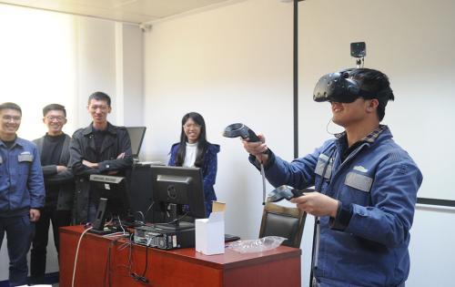 VR技术是如何在电力安全培训方面应用的?