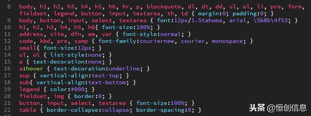 HTML���鹨唬撼跏蓟�css代�a,�槭裁匆约霸�幼�?