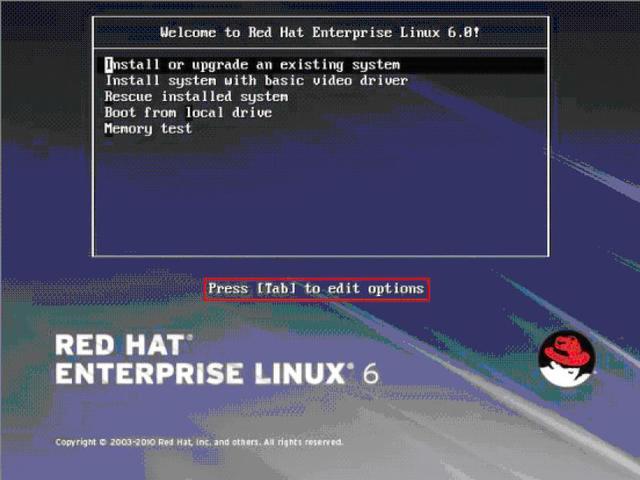 想要学linux系统,不会安装系统,图文安装redhat
