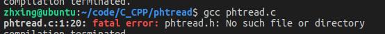 3.linux多线程编程。