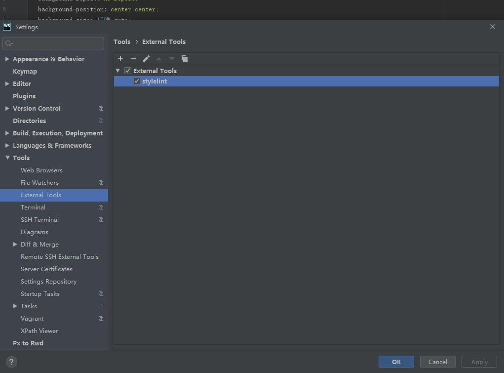 webstorm使用快捷键快速修正单个文件的style