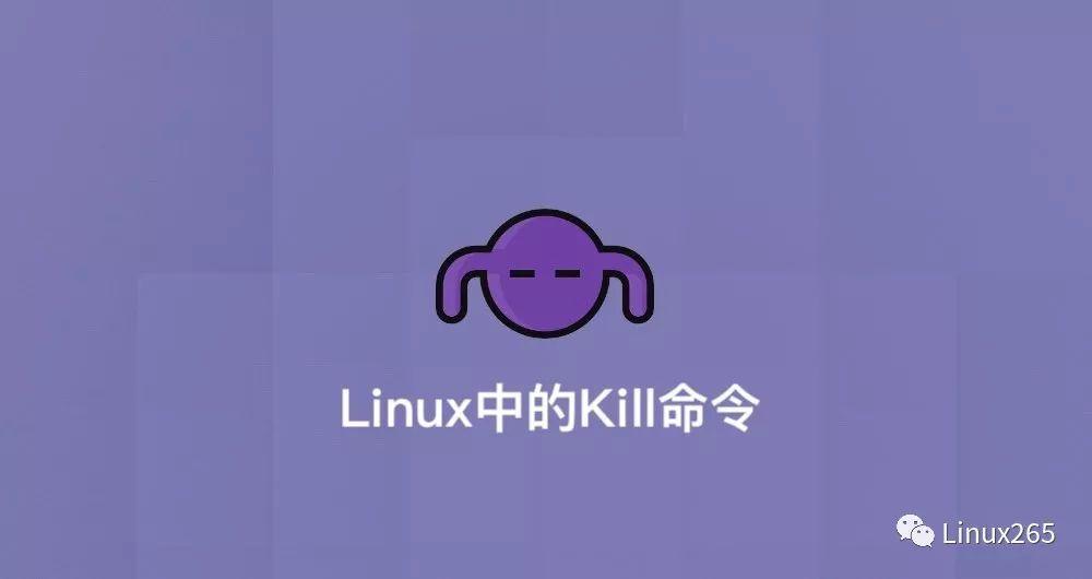 Linux中的Kill命令