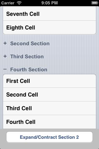 iOS�_�l高�分享 - iOS的可折�B表��D